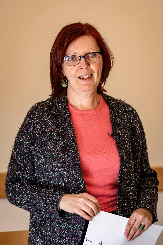 Molnár Aranka közösségfejlesztő