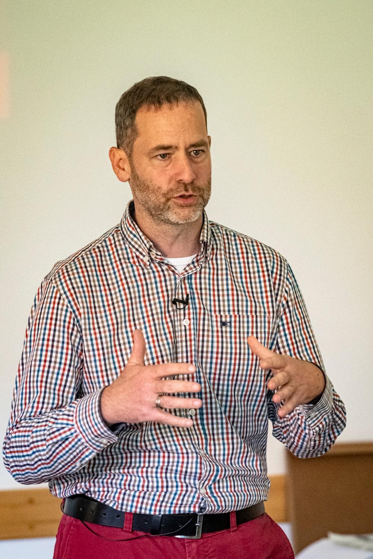 Beke Márton közművelődési szakember
